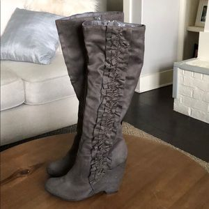 Elle brand tall boots